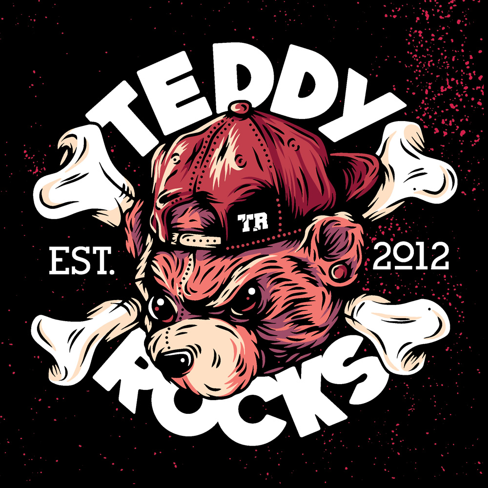 TEDDY ROCKS MERCH